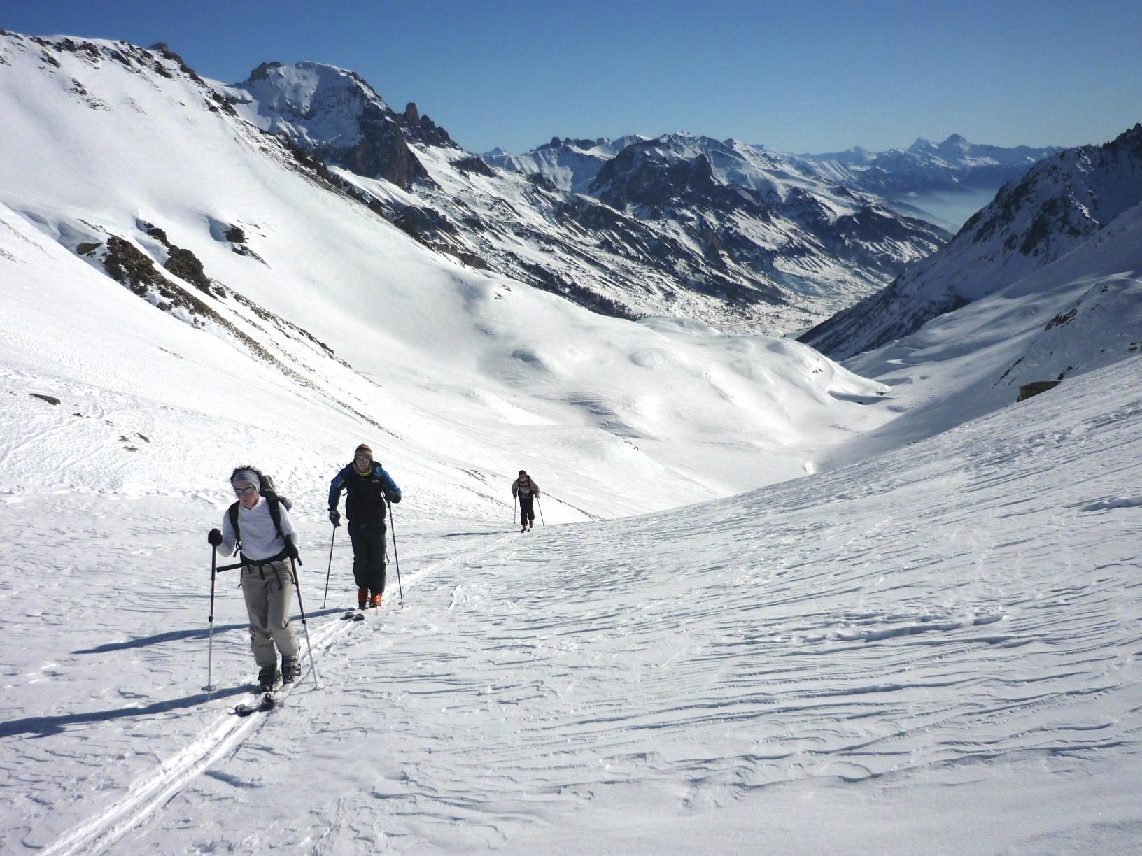 Ski de randonnée 3 eveches