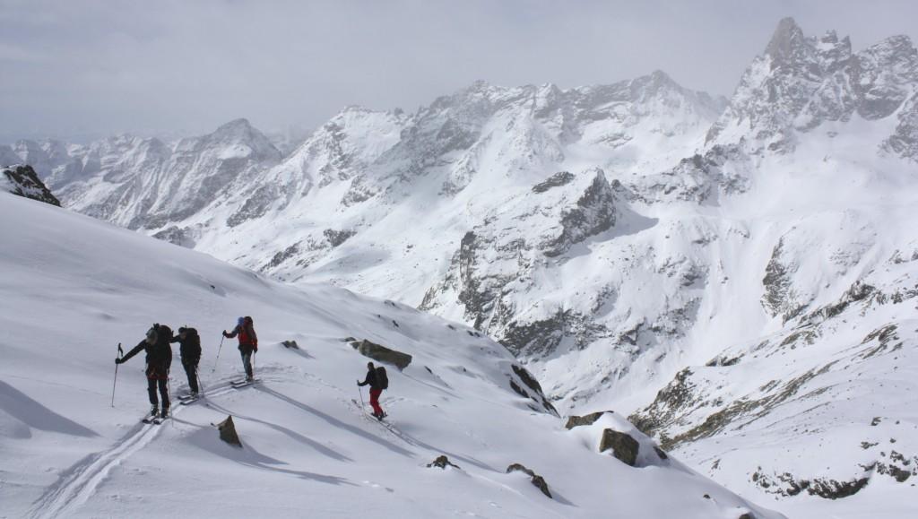 ski de rando grand paradis