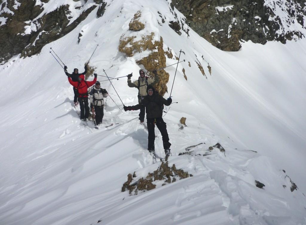ski de rando Prariond