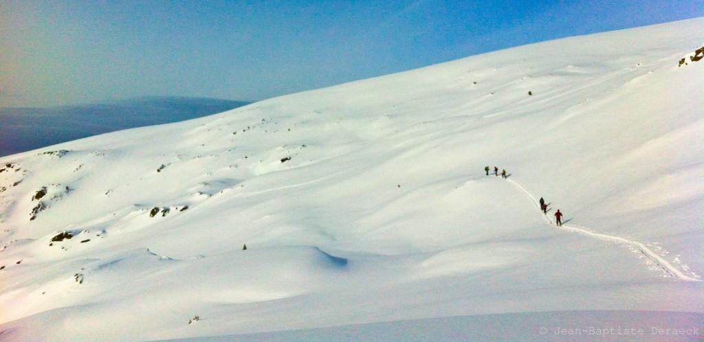 ski de rnaod