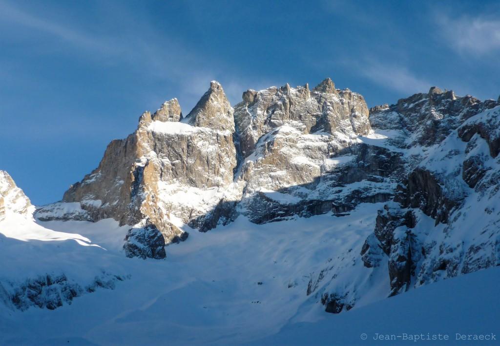Et la reine Meije, la plus belle montagne du monde!