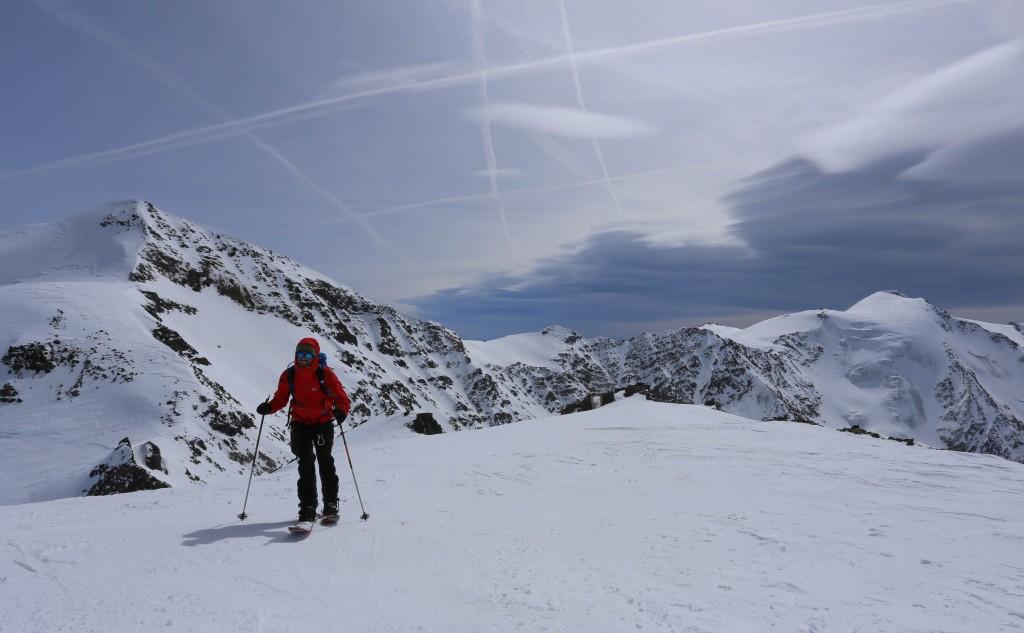 Julos au sommet du Mont Pasquale (3500 et des brouettes)